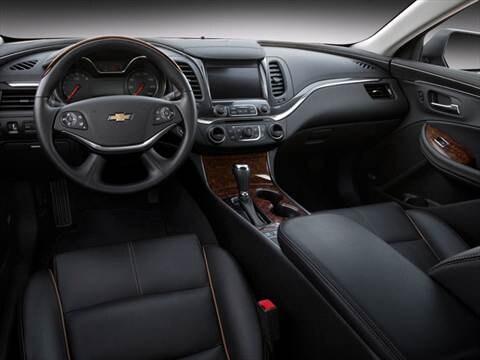 2015 Chevrolet Impala Interior ...