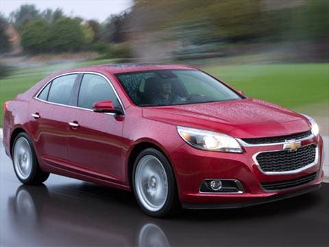 2015 chevrolet malibu pricing ratings reviews kelley blue book. Black Bedroom Furniture Sets. Home Design Ideas
