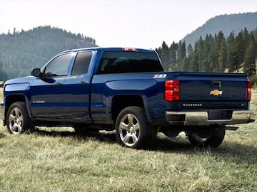 2015 Chevrolet Silverado 1500 Crew Cab Pricing Ratings Reviews