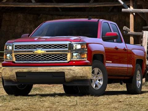 2015 Chevrolet Silverado 1500 Double Cab >> 2015 Chevrolet Silverado 1500 Double Cab Pricing Ratings