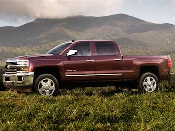 2015 Chevrolet Silverado 2500 HD Crew Cab | Pricing, Ratings & Reviews | Kelley Blue Book