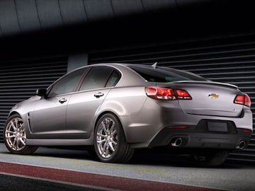 2015 Chevrolet SS | Pricing, Ratings & Reviews | Kelley Blue Book