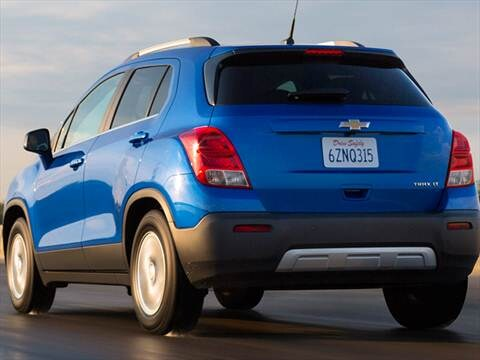 2015 chevrolet trax ls sport utility 4d pictures and videos kelley blue book. Black Bedroom Furniture Sets. Home Design Ideas