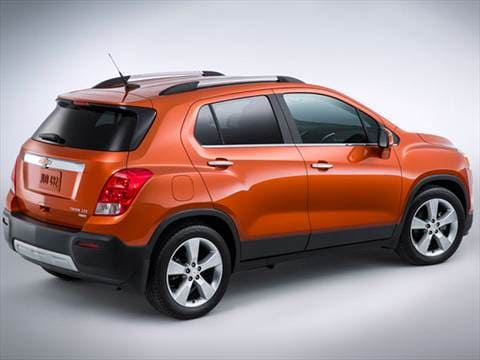 2015 chevrolet trax lt sport utility 4d pictures and videos kelley blue book. Black Bedroom Furniture Sets. Home Design Ideas