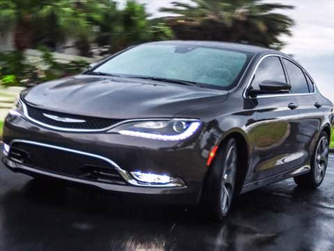 2015 Chrysler 200 Pricing Ratings Reviews Kelley Blue Book