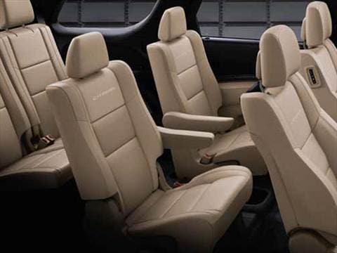 ... 2015 Dodge Durango Interior ...
