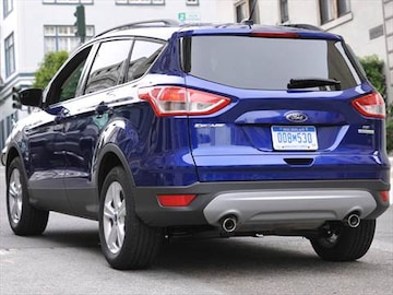 2015 Ford Escape Pricing Ratings Reviews Kelley Blue Book