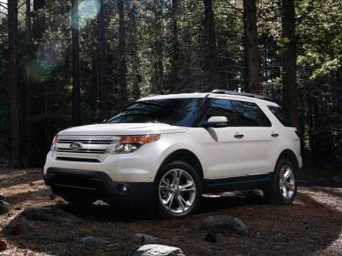 Explorer Sport For Sale >> 2015 Ford Explorer | Pricing, Ratings & Reviews | Kelley Blue Book