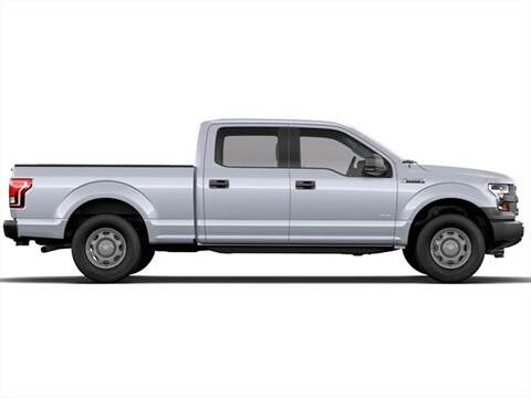 2015 ford f150 supercrew cab Exterior