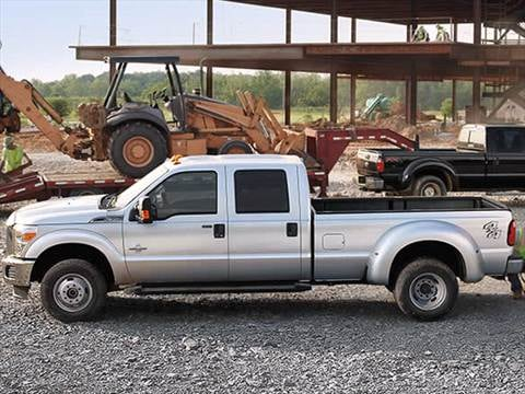 2015 ford f350 super duty crew cab Exterior