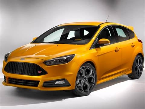 Used Ford Focus St >> Ford Focus St Pricing Ratings Reviews Kelley Blue Book