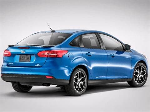 2015 Ford Focus Pricing Ratings Amp Reviews Kelley Blue