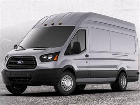 2015 ford transit 350 hd van