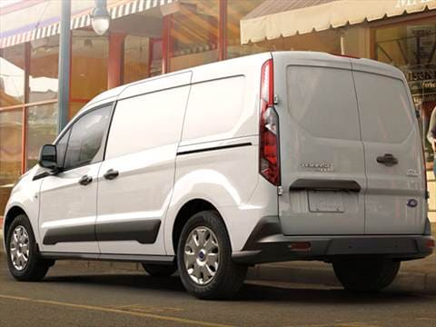 2015 ford transit connect cargo Exterior