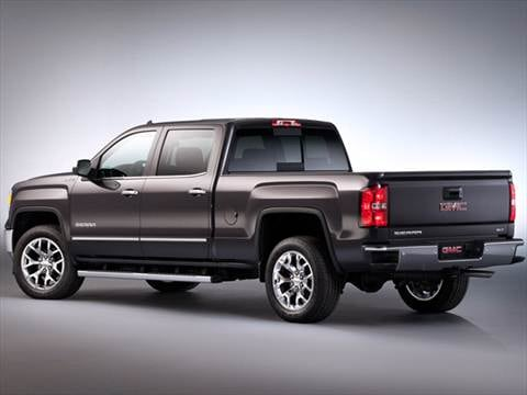 2015 gmc sierra 1500 crew cab sle pickup 4d 6 1 2 ft pictures and videos kelley blue book. Black Bedroom Furniture Sets. Home Design Ideas