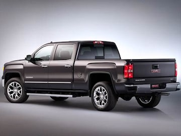 2015 gmc sierra 1500 crew cab pricing ratings reviews kelley blue book. Black Bedroom Furniture Sets. Home Design Ideas