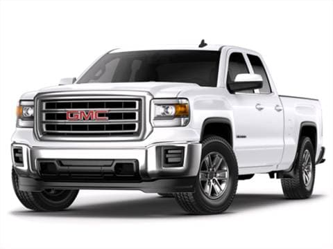 2015 GMC Sierra 1500 Double Cab | Pricing, Ratings ...