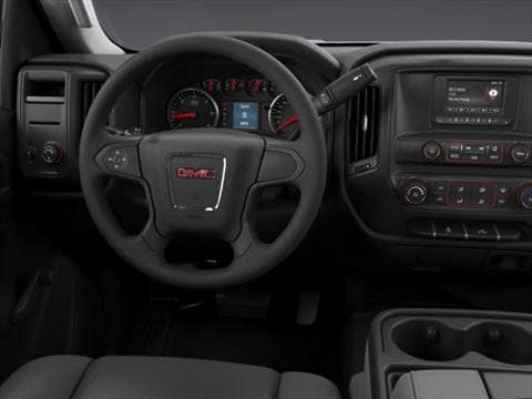2015 gmc sierra 2500 hd regular cab Interior