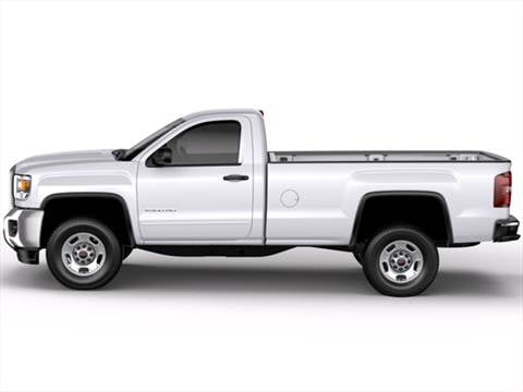 2015 gmc sierra 2500 hd regular cab Exterior