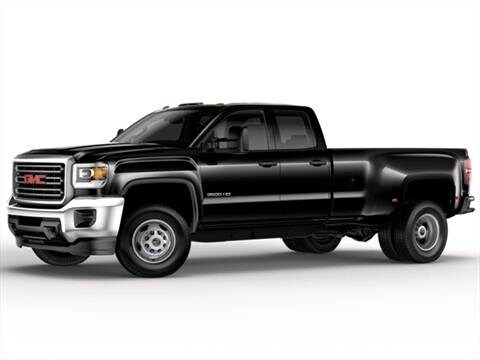 2015 gmc sierra 3500 hd double cab Exterior