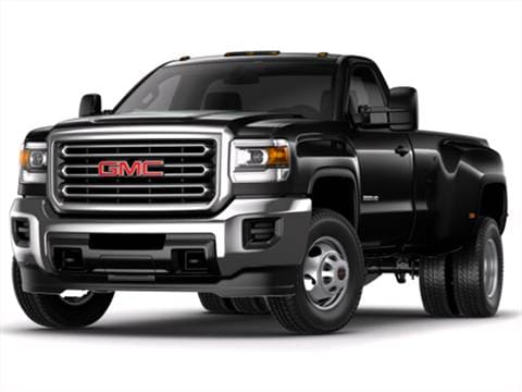 2015 gmc sierra 3500 hd regular cab Exterior