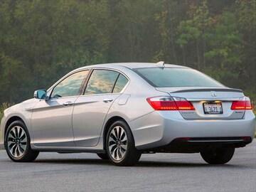 Honda Accord Hybrid Pricing Ratings Reviews Kelley Blue Book - 2014 honda accord lx invoice price