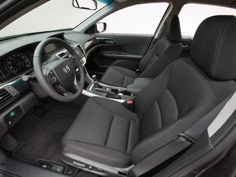 2015 honda accord Interior