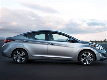 2015 hyundai elantra pricing ratings reviews kelley blue book. Black Bedroom Furniture Sets. Home Design Ideas