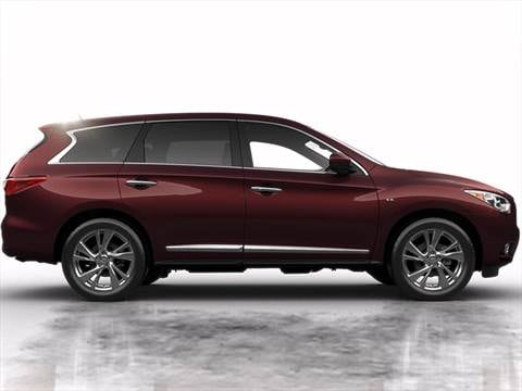 2015 INFINITI QX60 | Pricing, Ratings & Reviews | Kelley ...