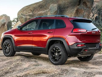2015 jeep cherokee pricing ratings reviews kelley blue book. Black Bedroom Furniture Sets. Home Design Ideas