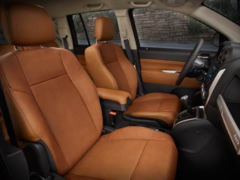 2015 jeep compass Interior