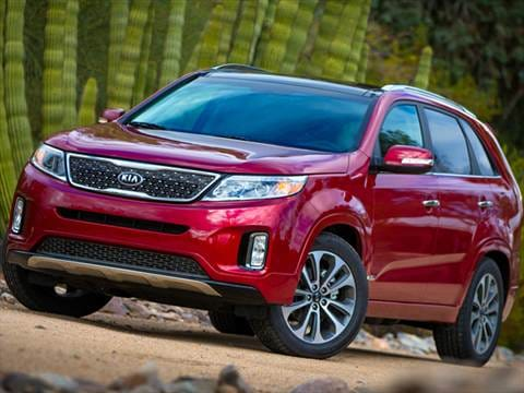 2015 kia sorento pricing ratings reviews kelley blue book. Black Bedroom Furniture Sets. Home Design Ideas
