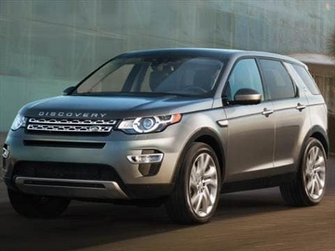 2015 Land Rover Discovery Sport | Pricing, Ratings & Reviews ...