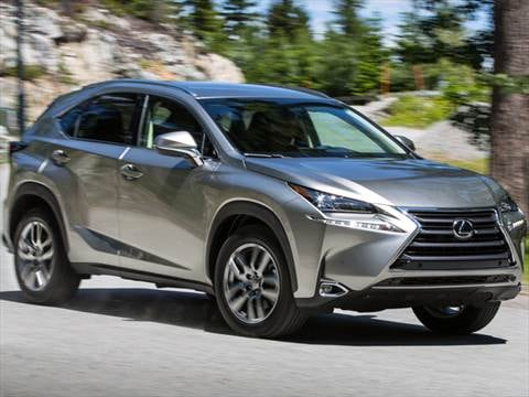 Lexus nx review 2016