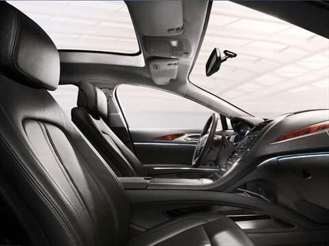 2015 Lincoln Mkz Interior ...