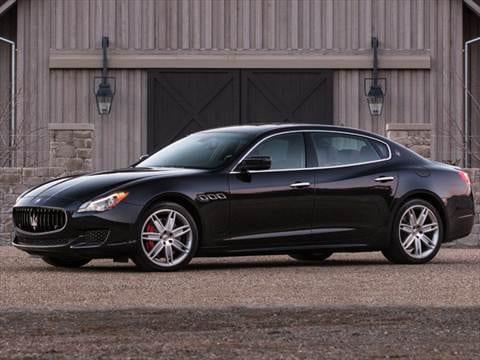 Maserati 2015 quattroporte
