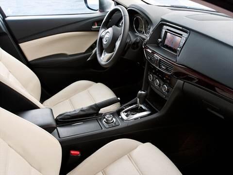 2015 Mazda Mazda6 Interior ...