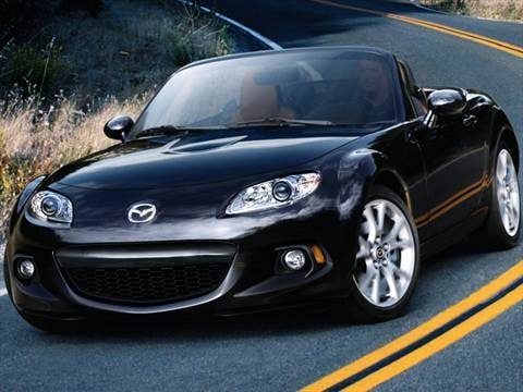2015 Mazda MX-5 Miata | Pricing, Ratings & Reviews | Kelley Blue Book