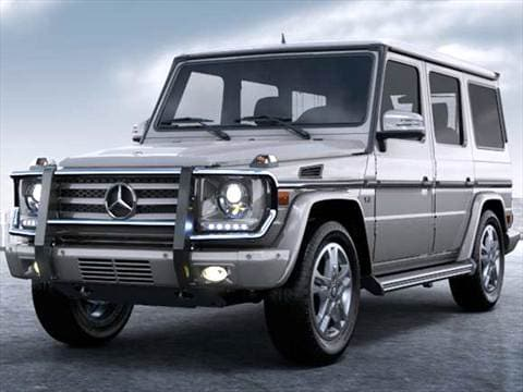 2015 mercedes benz g class pricing ratings reviews for Mercedes benz suv 2009 price