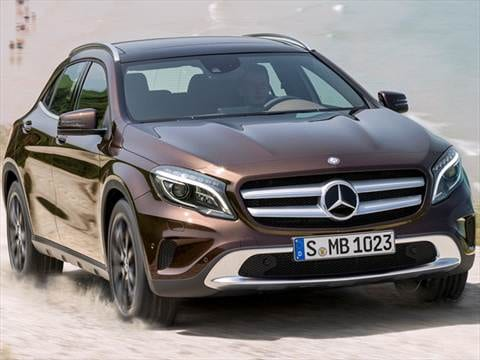 2017 Mercedes Benz Gla Cl