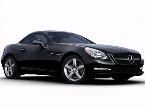 Used Mercedes Benz Slk Class Luxury Kelley Blue Book
