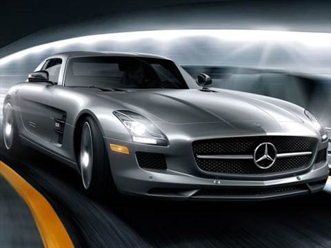mercedes benz sls class pricing ratings reviews kelley blue book. Black Bedroom Furniture Sets. Home Design Ideas