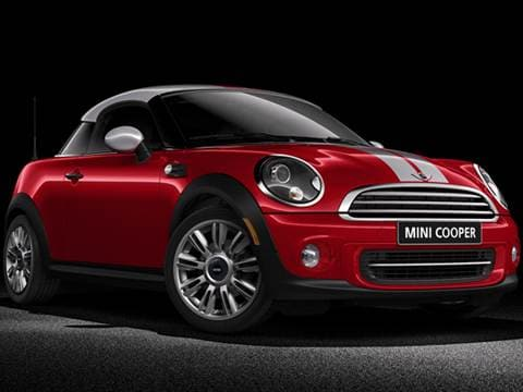 Mini Coupe Pricing Ratings Reviews Kelley Blue Book
