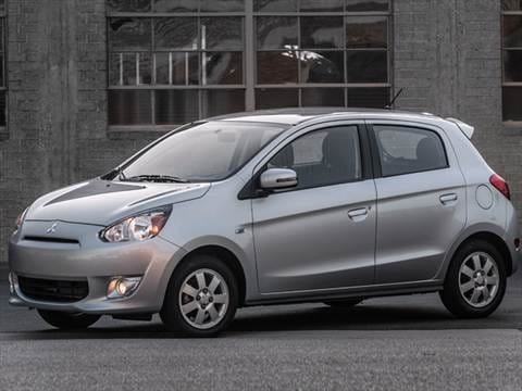 Mitsubishi mirage 2015 price