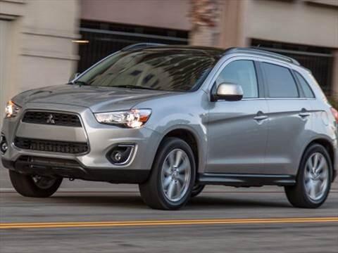 2015 Mitsubishi Outlander Sport Pricing Ratings Reviews Kelley