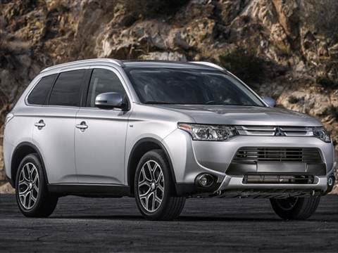 2015 mitsubishi outlander pricing ratings reviews kelley blue book. Black Bedroom Furniture Sets. Home Design Ideas