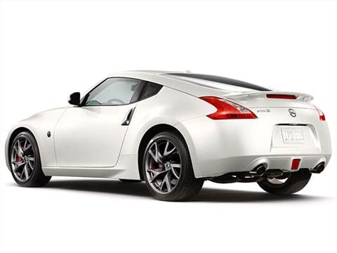 2015 nissan 370z coupe 2d pictures and videos kelley. Black Bedroom Furniture Sets. Home Design Ideas