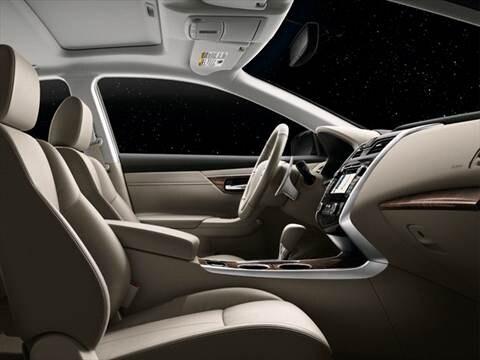 Charming 2015 Nissan Altima Interior ...