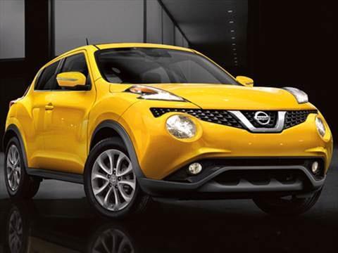 2016 Nissan Juke >> 2015 Nissan JUKE | Pricing, Ratings & Reviews | Kelley Blue Book
