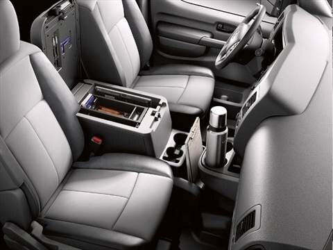 2015 nissan nv3500 hd passenger Interior